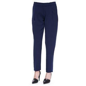 VINCE Navy Dress Pants